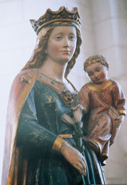 Virgin of Villemaur