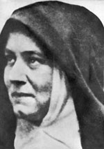 Edith Stein's last photograph at Echt.