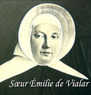 Mother Emilie de Vialar