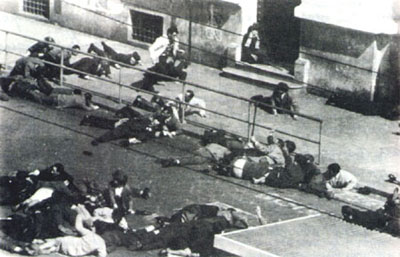 The Rue d'Isly massacre