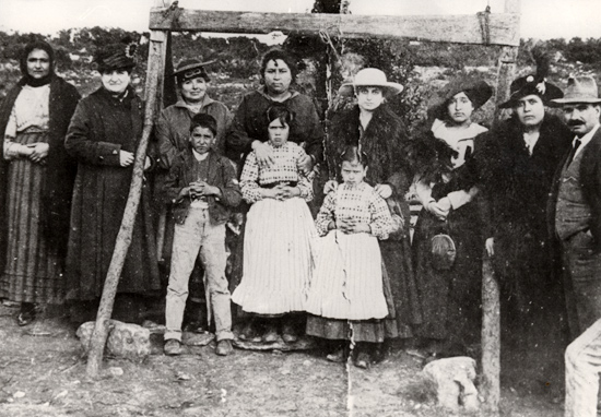 Lucia, Francisco and Jacinta