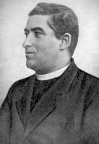 Father Ferreira, parish priest of Fatima