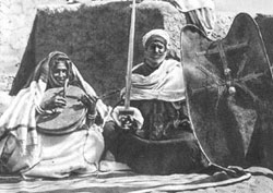 For his study of the Tuareg language, Father benefitted from the invaluable assistance of Dassine, the poetess of the Hoggar.